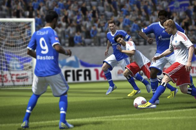 FIFA 14: EA Reveal Next Generation Gameplay Trailer at E3 2013