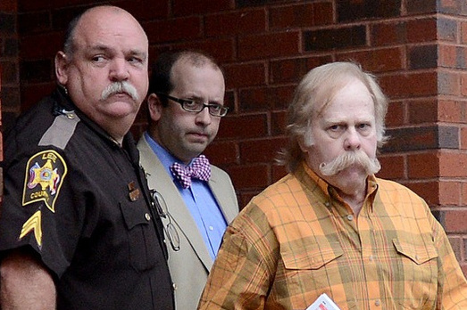 Auburn Tree Poisoner Gets out of Prison with Mustache