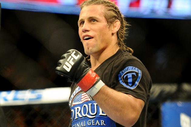 Urijah Faber on Yuri Alcantara: 'Nobody Knows Who the Heck He Is'