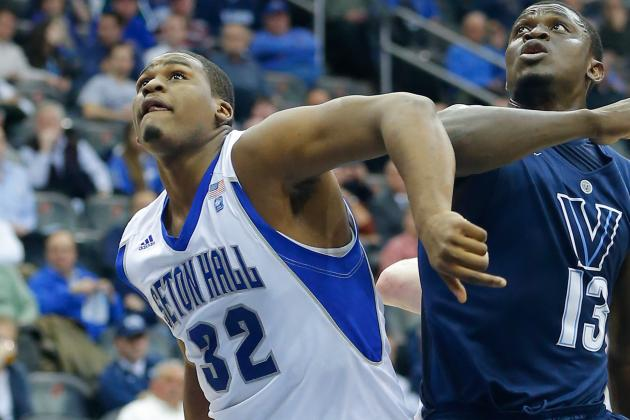 Backup center Kevin Johnson to leave Seton Hall
