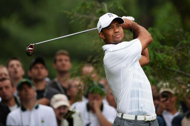 Tiger Woods, Adam Scott and Top Contenders to Watch at US Open 2013