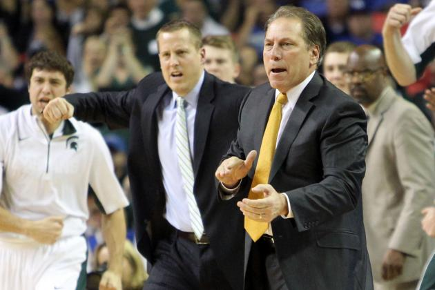 Michigan State Basketball Looks to Adjust Offense, Find Vocal Leader
