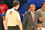 Mo Cheeks Named Pistons Head Coach