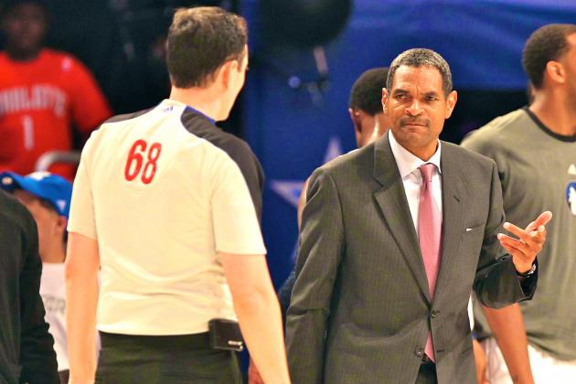 Maurice Cheeks Accepts Head-Coaching Position with Detroit Pistons