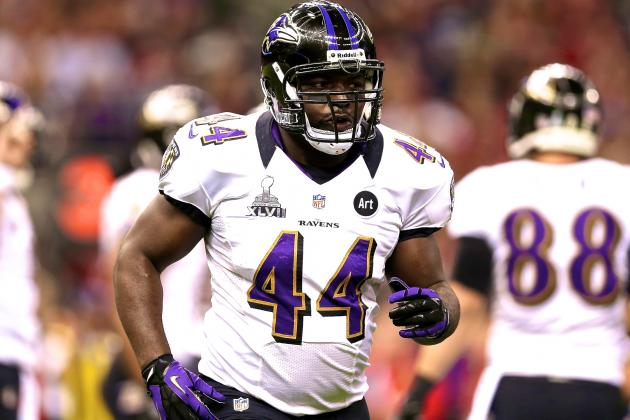 Vonta Leach Officially Released by Baltimore Ravens After Contract Dispute