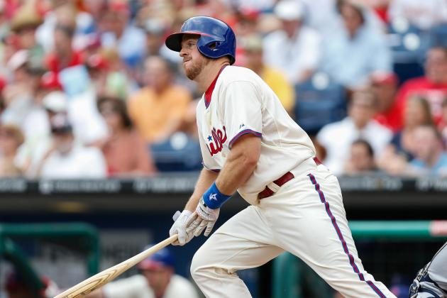 Erik Kratz to Undergo Surgery for Medial Meniscus Tear in Knee