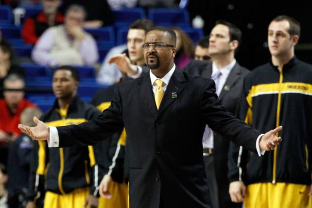 Mizzou Announces Non-Con Hoops Schedule