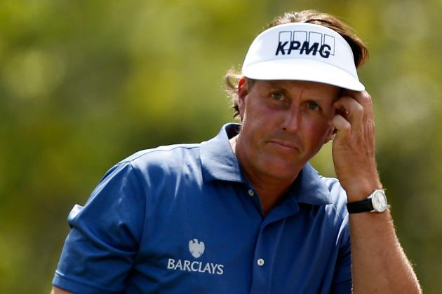 Phil Mickelson Will Be Lucky to Make Cut at Merion in 2013 US Open