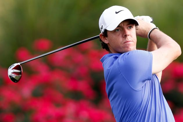 Rory McIlroy and Most Disappointing Stars Heading into US Open 2013