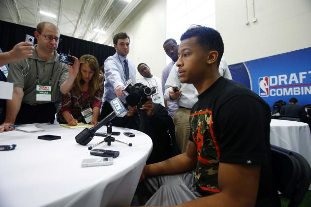 Michigan's Trey Burke Says He'd Like to Meet Chris Webber