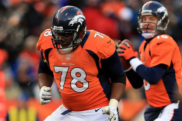 Ryan Clady, Denver Broncos Talking Contract Again