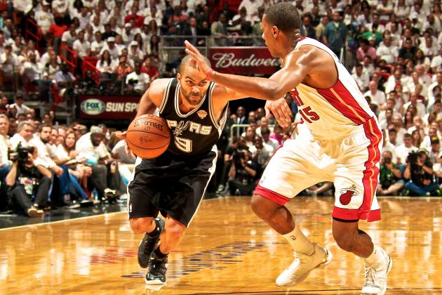 Have Miami Heat Found The Answer To Containing Tony Parker?