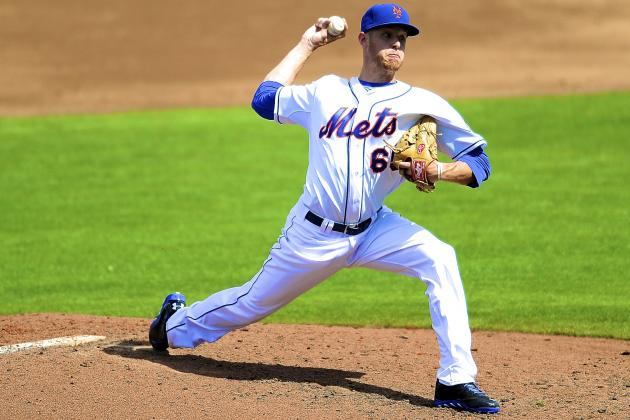 What to Expect from Top Mets Prospect Zack Wheeler in His MLB Debut