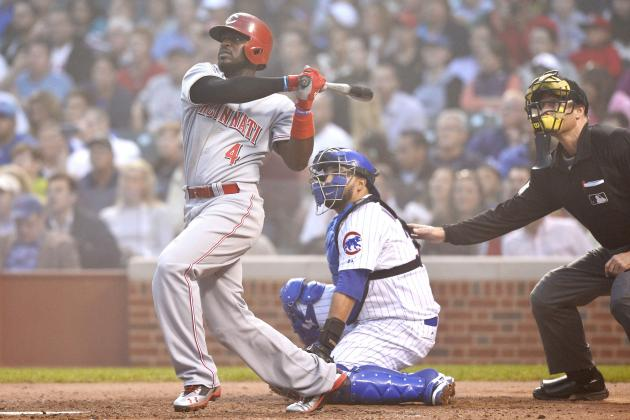 Cincinnati Reds vs. Chicago Cubs: Series Preview and Notes