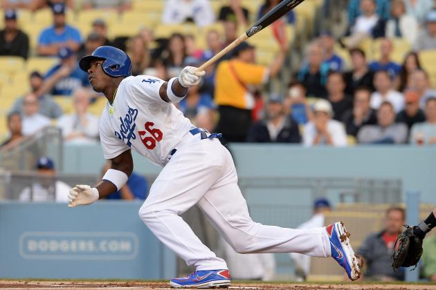 Breaking Down Super Prospect Yasiel Puig's Full Swing Mechanics, Plate Approach