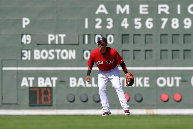 Jose Iglesias: BoSox Phenom Breathing Down Stephen Drew's Neck