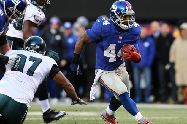 Pats Could Get Involved in Chase for Ahmad Bradshaw