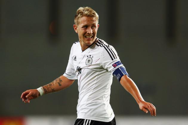 Tottenham: How Spurs Should Use Lewis Holtby Next Season