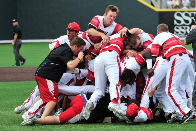 College World Series 2013: Breaking Down Louisville-Indiana Clash