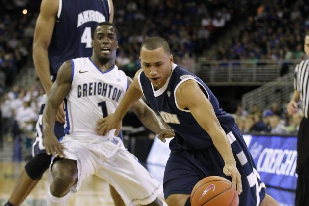 Former Akron Guard Alex Abreu Pleads Guilty in Drug Case