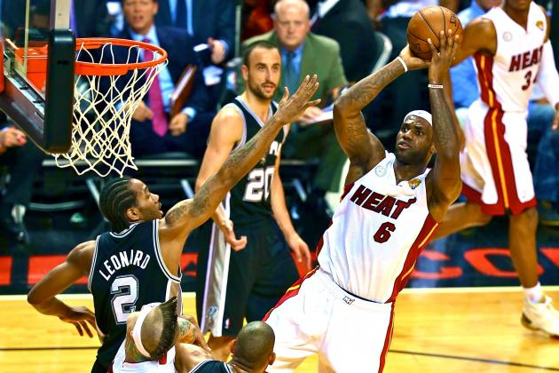 Does LeBron James Have to Be More Magic Johnson or Michael Jordan to Win Finals?