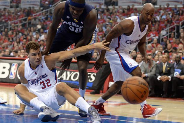 Chauncey Billups Says Blake Griffin Might Be 'Too Nice'
