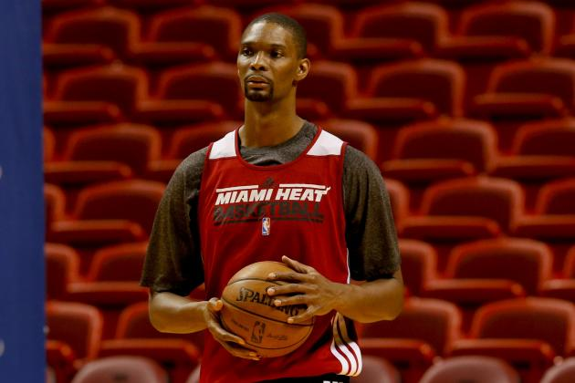Chris Bosh's Miami Heat Future Rests on NBA Finals Performance