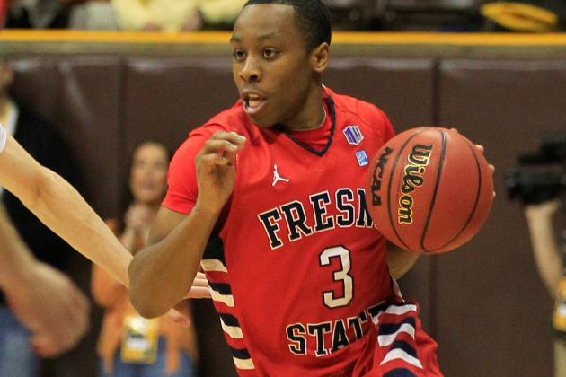 Olekaibe Transfers to UNLV from Fresno State