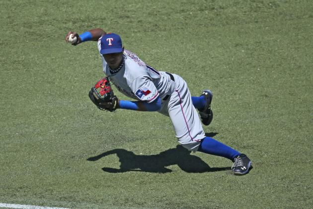 Nolan Ryan: I Could See the Keeping Jurickson Profar as a Utility Player