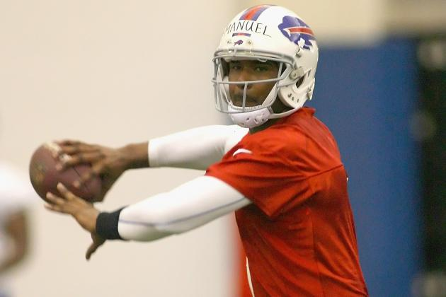 What Tarvaris Jackson's Release Means for Buffalo Bills' Quarterback Situation