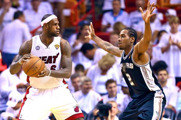 Miami Heat vs. San Antonio Spurs: Game 3 Preview and Predictions