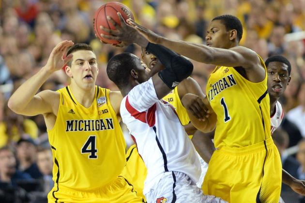 Michigan Basketball: Best- and Worst-Case Scenarios for Wolverines in 2014