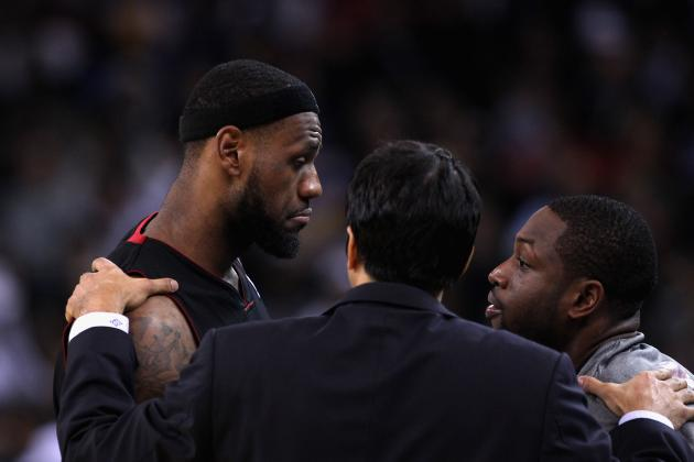 LeBron James Says Player-Coach Friction Can Be 'Very Healthy'