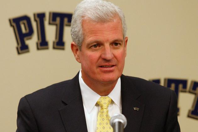 Pitt Gives AD Pederson 5-Year Contract Extension, Through 2018