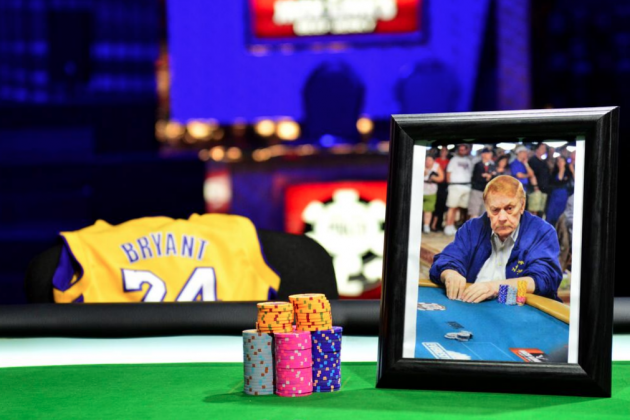 Kobe Bryant Invited to Play at WSOP as Tribute to Former Lakers Owner Jerry Buss