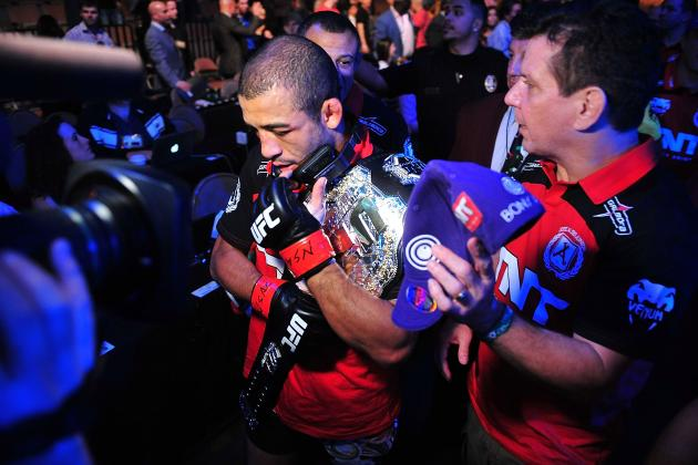 Jose Aldo Says Pettis Is Cutting in Line, Then Claims He Will Do the Same Thing