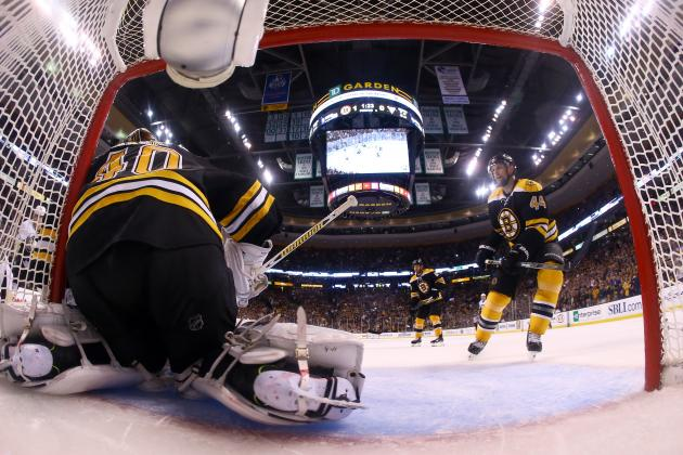 NHL Playoffs Betting Preview: Why the Bruins Will Win Stanley Cup