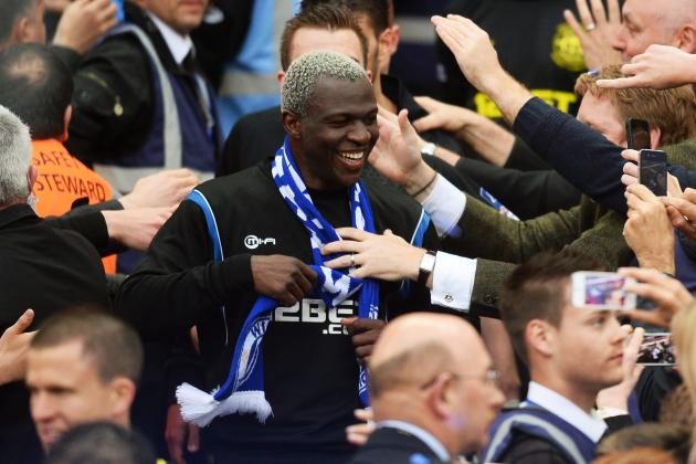 Wigan Striker Arouna Kone Yet to Make Future Call After Everton Link
