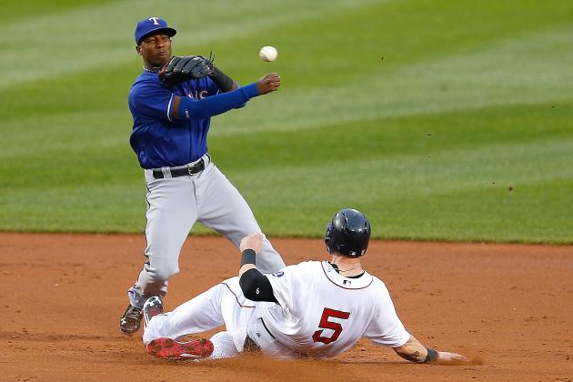 In This Scenario, the Texas Rangers Must Trade Jurickson Profar
