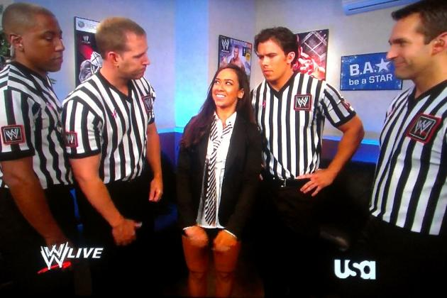 The WWE Referee: The Thankless Job of Being the Third Man in the Ring