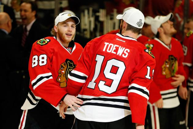 Chicago Blackhawks: How the 'Hawks Can Defeat the Boston Bruins For the Cup