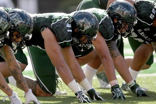 University of Hawaii Football Team Will Play UCLA in 2017
