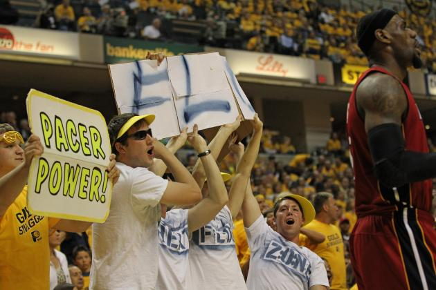 Pacers Believe They Have Turned Financial Corner