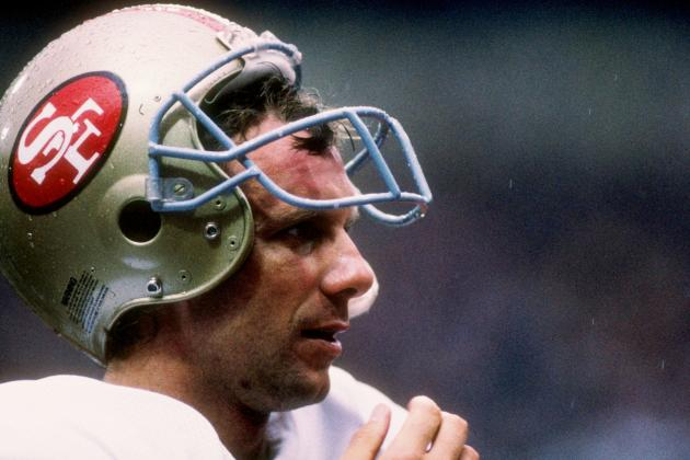 The 57 Greatest Moments in Joe Montana's Illustrious NFL Career