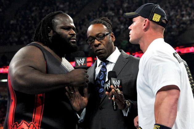 Mark Henry to Return to WWE Raw; Why He Should Go After John Cena