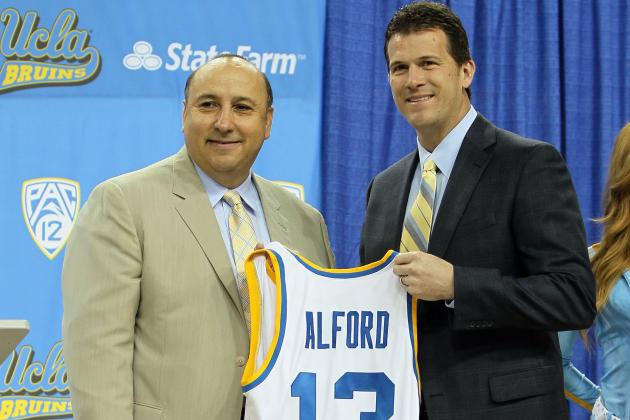 How Will Steve Alford Mesh with the 2013-14 Bruins?