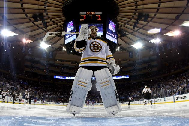 Bruins vs. Blackhawks: Rask Gives Boston Advantage in Stanley Cup Finals