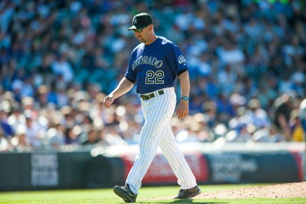 Dahl Leads Talented Group of Rockies' Minor Leaguers