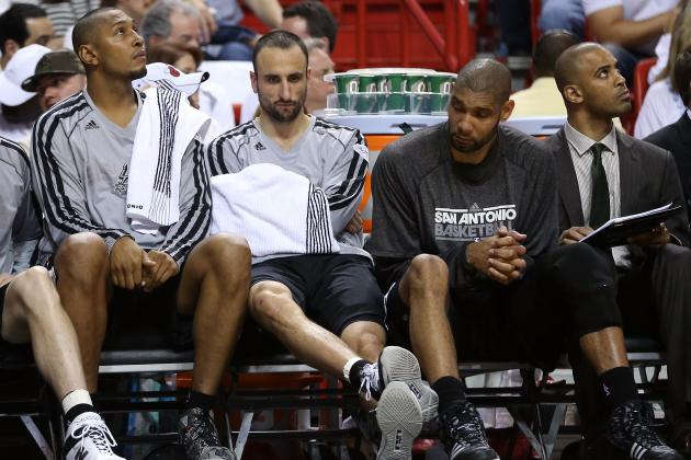 NBA Finals 2013: Bench Players Who Need to Start Pulling Their Weight