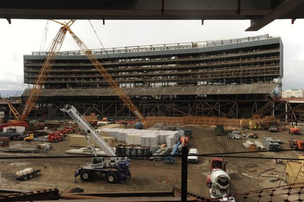 Elevator Worker Dies During Construction of New San Francisco 49ers Stadium